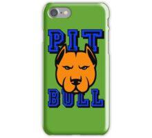 PIT BULL-22A iPhone Case/Skin