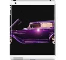 Gangsta! iPad Case/Skin