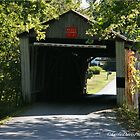 Covered Bridge in Ohio by DrCharlie