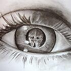 escher eye. by safia-akhtar