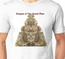 Keepers of The Sacred Plant - KOTSP Queen Kush Unisex T-Shirt