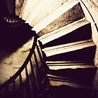 stairs to .. by MsBear