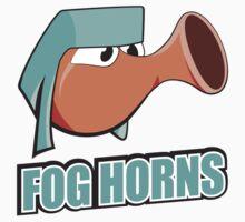 San Francisco Fog Horns by Ann Frazier