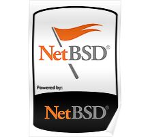 powered by NetBSD ! Poster