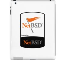 powered by NetBSD ! iPad Case/Skin