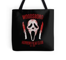 Woodsboro Horror Film Club Tote Bag