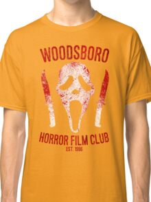 Woodsboro Horror Film Club Classic T-Shirt