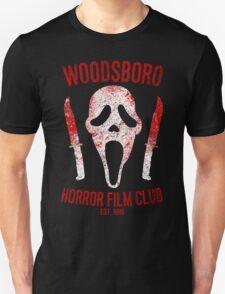 Woodsboro Horror Film Club Unisex T-Shirt