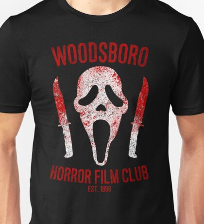 Woodsboro Horror Film Club Unisex T-Shirt