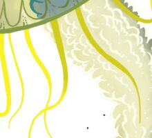 Wandering Jellyfish 2 Sticker