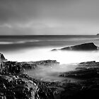 The Sure-Cliffes of Middle Cove by OldBirch