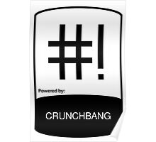 powered by ChunchBang ! Poster