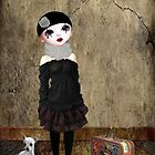 Tears Of A Clown by Tanya  Mayers