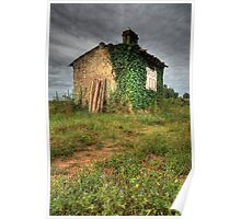 Chateau Dudon Poster