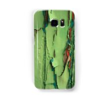 Flakey paint Samsung Galaxy Case/Skin