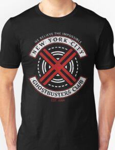 NYC Ghostbusters Club Unisex T-Shirt