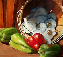 """Farmers' Market"" by Susan Dehlinger"