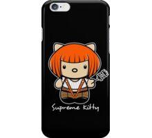 Supreme Kitty iPhone Case/Skin