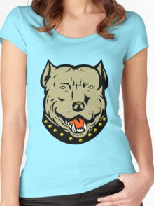 PIT BULL-23 Women's Fitted Scoop T-Shirt