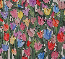 Tulips by Deb Coats