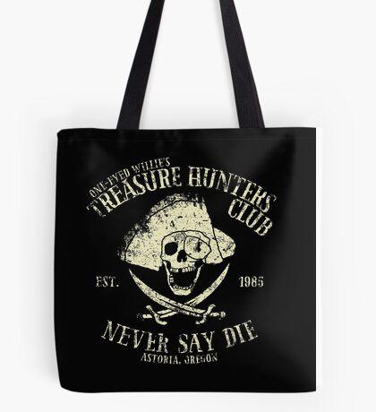 Treasure Hunters Club Tote Bag