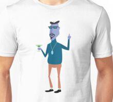 50's Beatnik Unisex T-Shirt