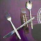 Cutlery by Matthew Walmsley-Sims