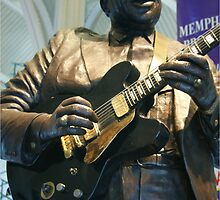 Chuck Berry lives Forever ! by DrCharlie