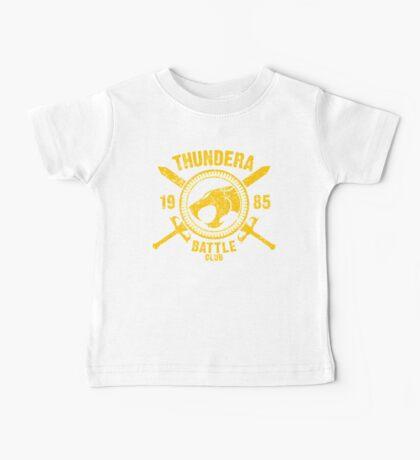 Thundera Battle Club Baby Tee