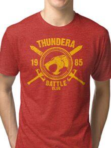 Thundera Battle Club Tri-blend T-Shirt
