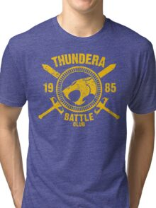 Thundera Battle Club Tri-blend T-Shirt