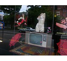 Newtown window Photographic Print