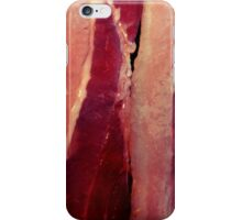Why bacon of course iPhone Case/Skin