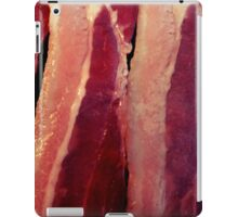 Why bacon of course iPad Case/Skin
