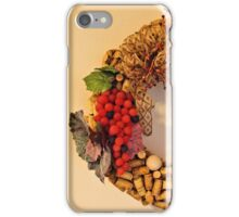 Cork Wreath iPhone Case/Skin