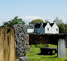 The Old Manse, Contin Island, Ross-shire, Scotland by BronReid