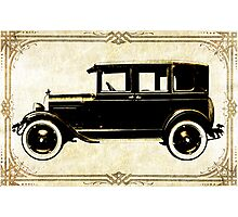 1927 Chevy Photographic Print