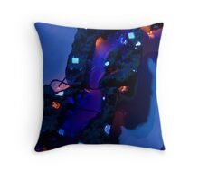 Crystal Canyon 2 Throw Pillow