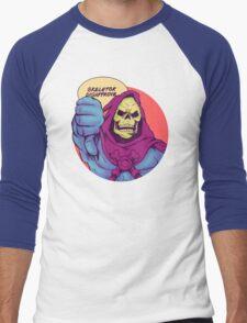 Skeletor disapprove Men's Baseball ¾ T-Shirt