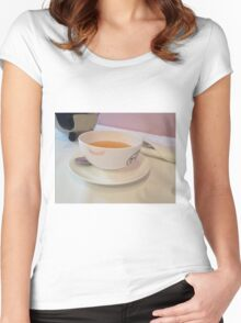 Tea and Lipstick Women's Fitted Scoop T-Shirt