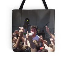 You Me at Six - Josh Franceschi Tote Bag