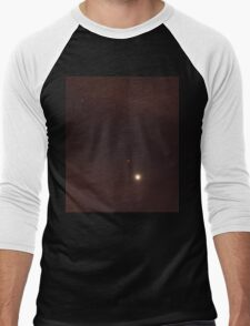 The Lights That Never Go Out Men's Baseball ¾ T-Shirt