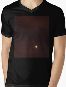 The Lights That Never Go Out Mens V-Neck T-Shirt