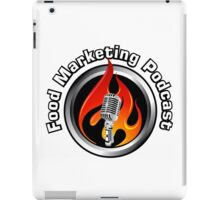 Food Marketing Podcast SWAG iPad Case/Skin