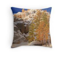 Early Winter Throw Pillow