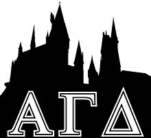 Alpha Gamma Delta - Hogwarts by queen-victoria