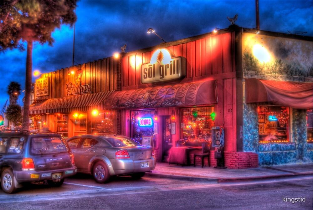 Sol Grill, Newport Beach, Ca by kingstid
