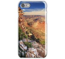 A Stones Throw To The Grand Canyon iPhone Case/Skin