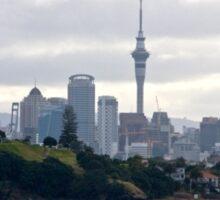 Auckland  Skyline Sticker