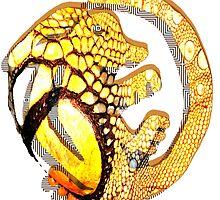 Iguana by ProjectMayhem